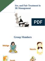 HR Final Presentation