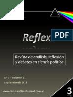 Reflex 3 Vol 1