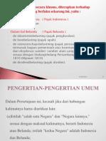 Persetujuan Antara Pemerintah Republik Indonesia Dan Pemerintah Kerajaan