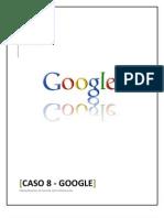 Caso 8 - Google Jonathan