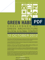 Green Habitat Poster