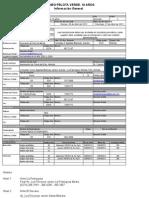 Fact Sheet Pe Lot a Verde Merida