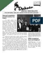 South Dakota Wing - May 2003