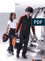 KEMPPI Product Catalogue 2012-2013EN