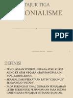 TAJUK 3-KOLONIALISME
