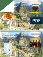 Cuzco Triptico