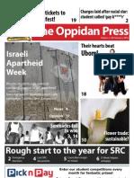 The Oppidan Press - Edition 2 - 2012