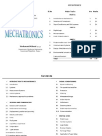 Introduction Mechatronics