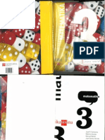 Matemáticas 3 DBH Editorial SM