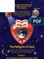 The Religion of God