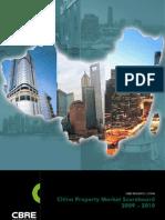 China Property Market Scoreboard
