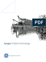 Syngas Turbine Technology