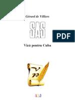 Gerard de Villiers - [SAS] - Viză pentru Cuba v.1.0