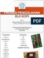 Download Proses Pengolahan Biji Kopi