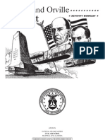 Wright Brothers Activity Booklet
