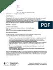 Admin Officer Job Description (Milapfest)