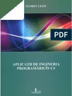 Florin Leon - Aplicatii de ingineria programarii in C#