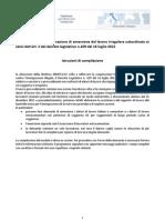 Guida Alla Compilazione Del Modulo EM SUB