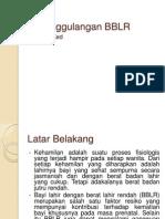 Penanggulangan BBLR