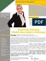 International Leadership Programm (English Version)