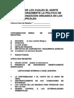 certificación y biocolonización