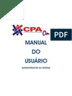 Manual Admin