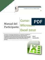 Manual Excel 2010 Nivel Intermedio