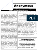 Idiots Anonymous Newsletter 32