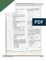 Upsc Apfc 2012 Exam
