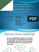 Seminario teórico y práctico de Introducción al e-Learning