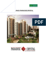 Ansal API Paradise Crystal New Tower Sushant Serene Residency Greater Noida