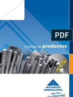 Catalogo de Productos Acero Arequipa- Set10