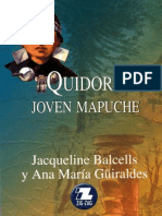 Quidora, Joven Mapuche