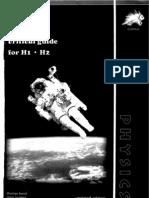 A Level Critical Guide Physics H1 H2