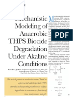 THPS Degradation