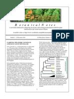 Botanical Notes 7
