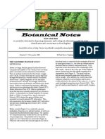 Botanical Notes 9