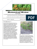 Botanical Notes 10