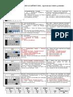 calendário acadêmico 2012 aprovado pelo consun 05 10 11