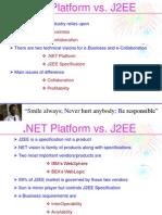 DotNet Versus J2EE