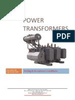 Power Transformers Test