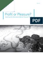 Wealth Insights Profit or Pleasure