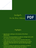 Jayalgarh - On the River Alaknanda