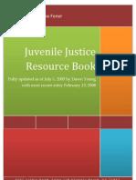Juvenile Justice Resource Book