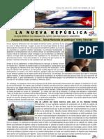 LNR 51 (Revista La Nueva Republica) 25 Septiembre 2012 Cubacid.org