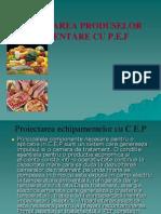 Procesarea Produselor Alimentare Cu Pef