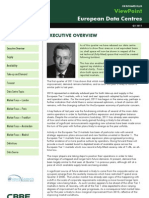 2011 Q1 European Data Centre ViewPoint