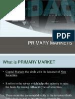 Primary Market Mod