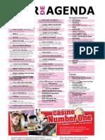 Agenda Oktober 2012