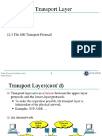 Chapter 22 Transport Layer